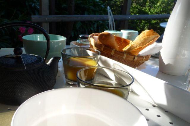Raňajky sú na stole
