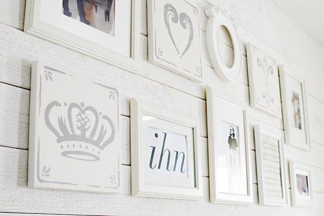 Svieža bielo-modrá kombinácia vo vidieckom interiéri 11