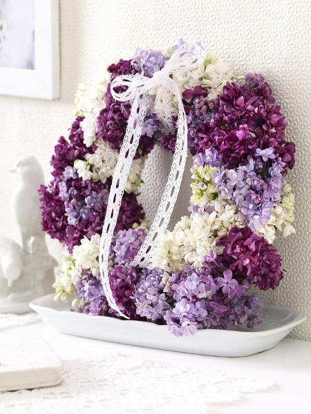 Voňavé kvetinové aranžmány z orgovánu 1