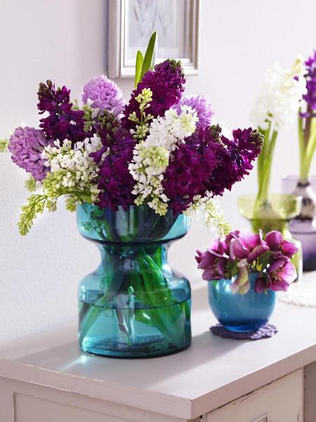 Voňavé kvetinové aranžmány  z orgovánu 2