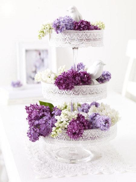 Voňavé kvetinové aranžmány z orgovánu 8