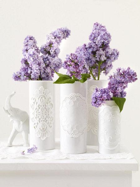 Voňavé kvetinové aranžmány z orgovánu 9