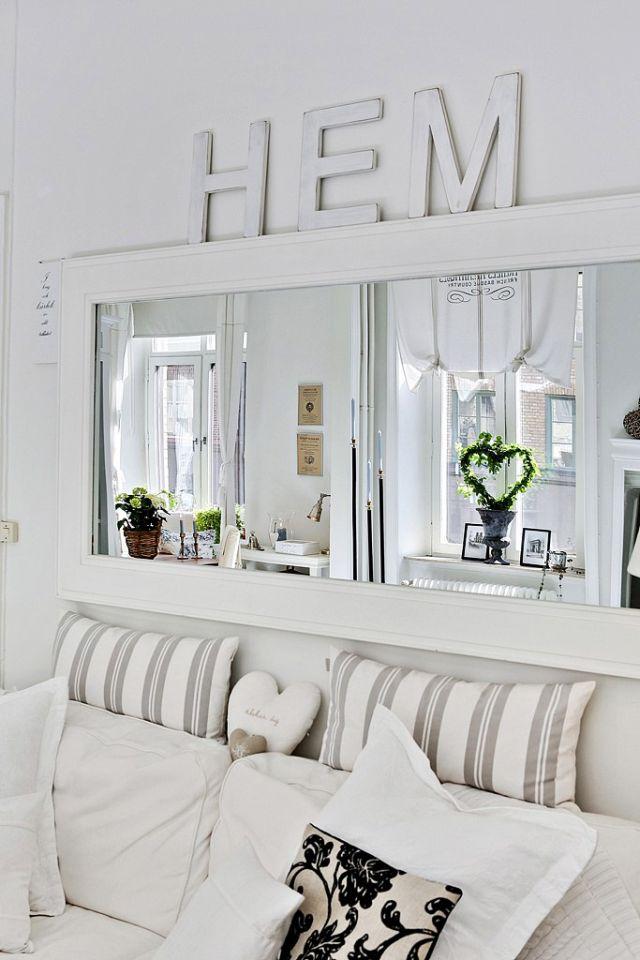 Čistý, svieži a útulný vidiecky interiér - 3