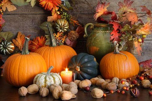 Najobľúbenejšie jesenné dekorácie – čas tekvíc prichádza 1