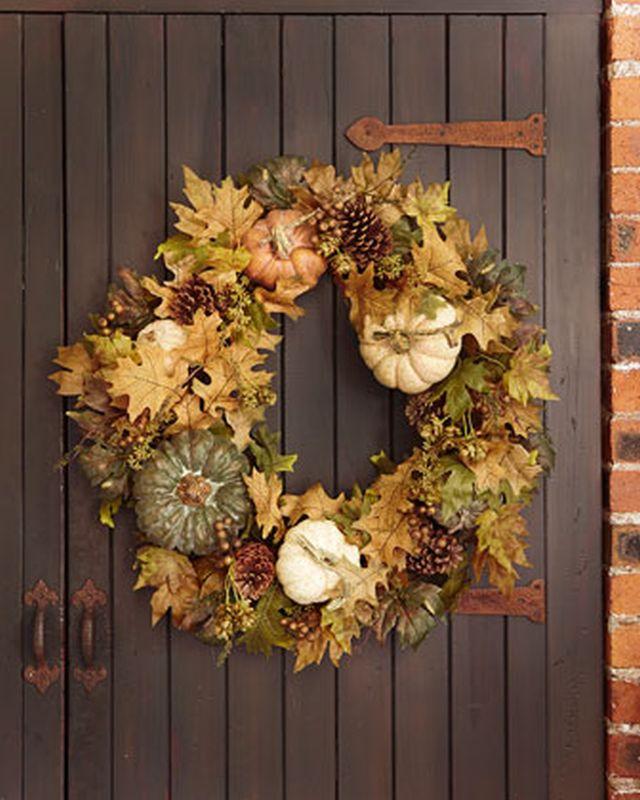 Najobľúbenejšie jesenné dekorácie – čas tekvíc a tekvičiek prichádza 10