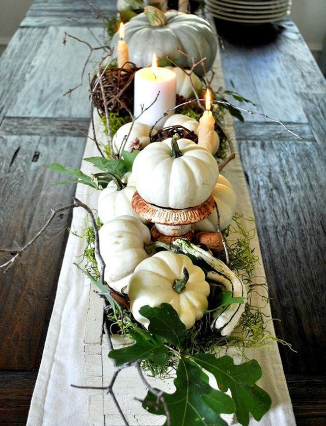 Najobľúbenejšie jesenné dekorácie – čas tekvíc a tekvičiek prichádza 9