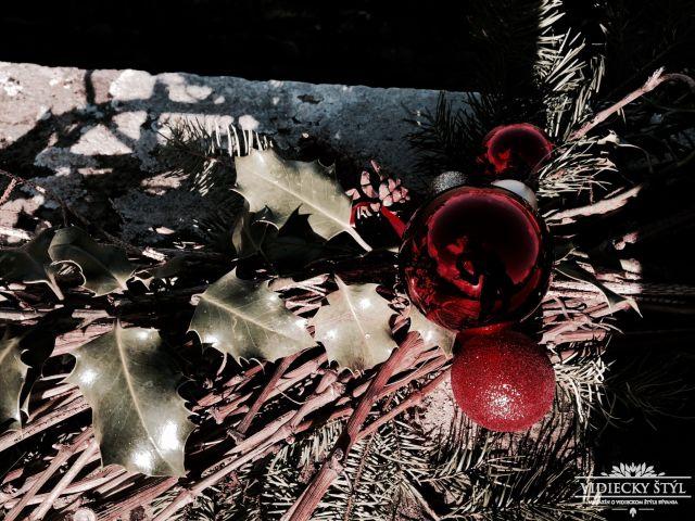 Vianočné prípravy vrcholia – jednoduchá esencia pokojných Vianoc 11