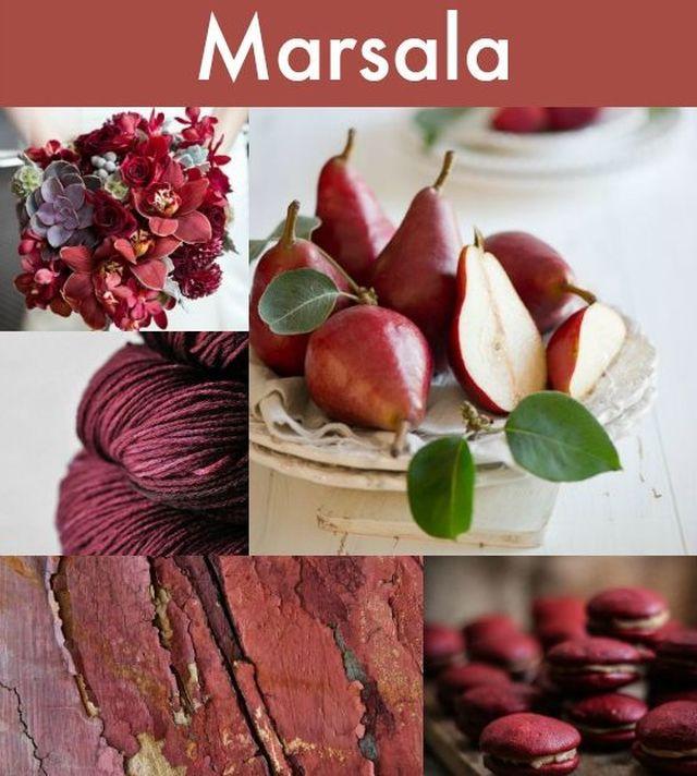 Rok 2015 sa bude niesť v znamení farby Marsala 1