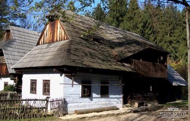 Slovenský vidiecky štýl