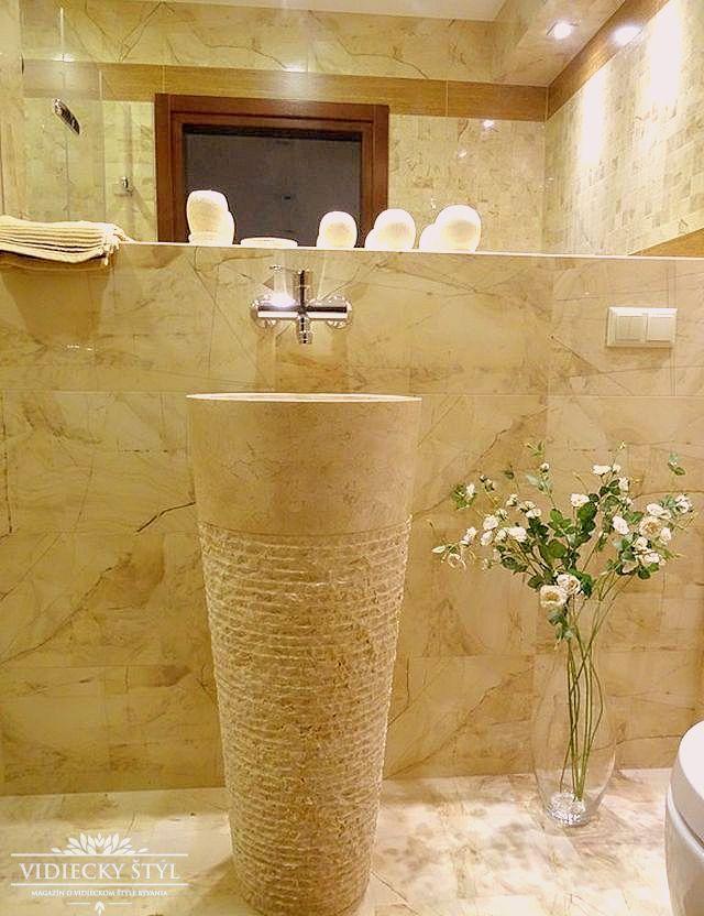 Kamenné umývadlá sú šperkom každej kúpeľne 2