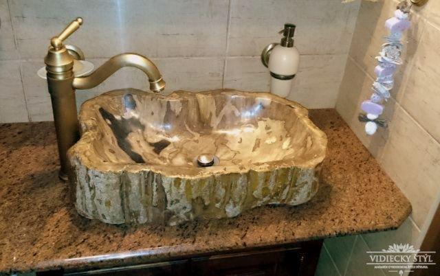 Kamenné umývadlá sú šperkom každej kúpeľne 5