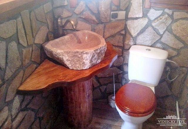 Kamenné umývadlá sú šperkom každej kúpeľne 7