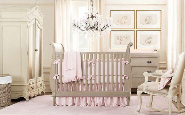 Zariaďujeme izbu pre bábätko vo vidieckom štýle 1