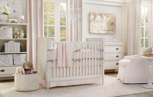 Zariaďujeme izbu pre bábätko vo vidieckom štýle 11