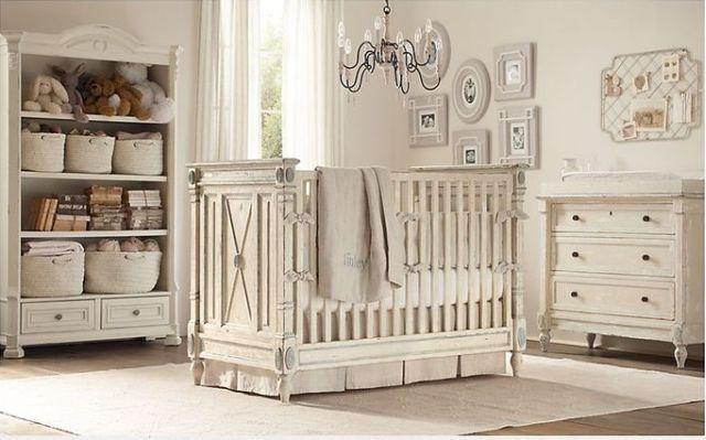 Zariaďujeme izbu pre bábätko vo vidieckom štýle 2