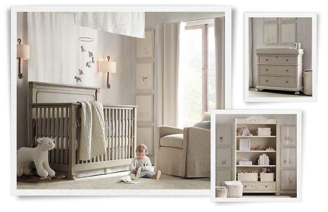 Zariaďujeme izbu pre bábätko vo vidieckom štýle 3
