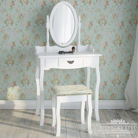Toaletný stolík Eleonor