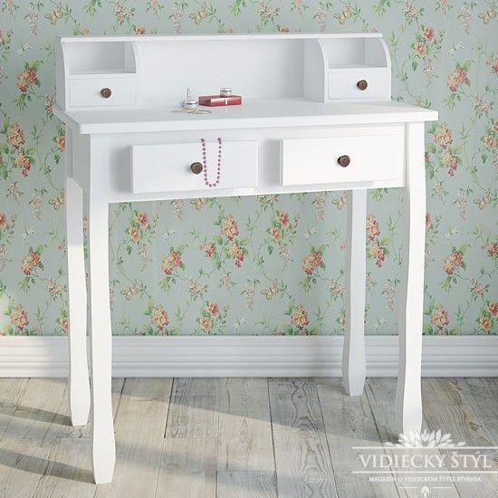 Toaletný stolík Penelope