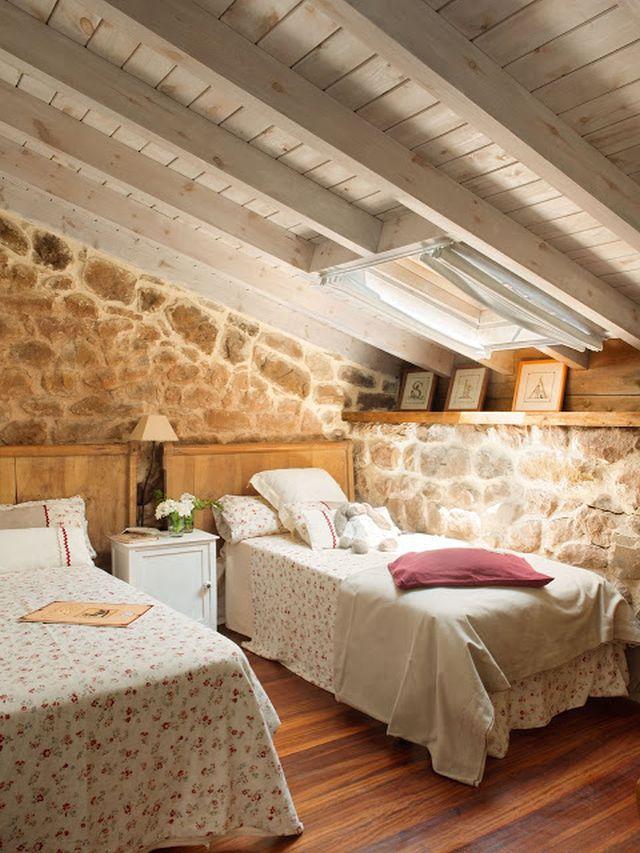 Z opustenej stodoly spravili dom snov 9