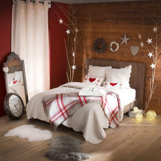 7 tipov na vianočnú výzdobu do spálne 4