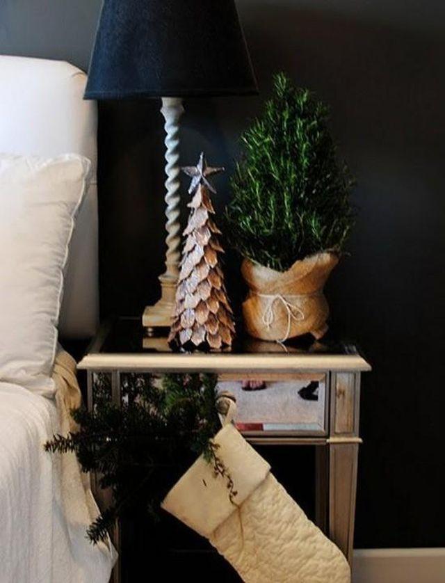 7 tipov na vianočnú výzdobu do spálne 6