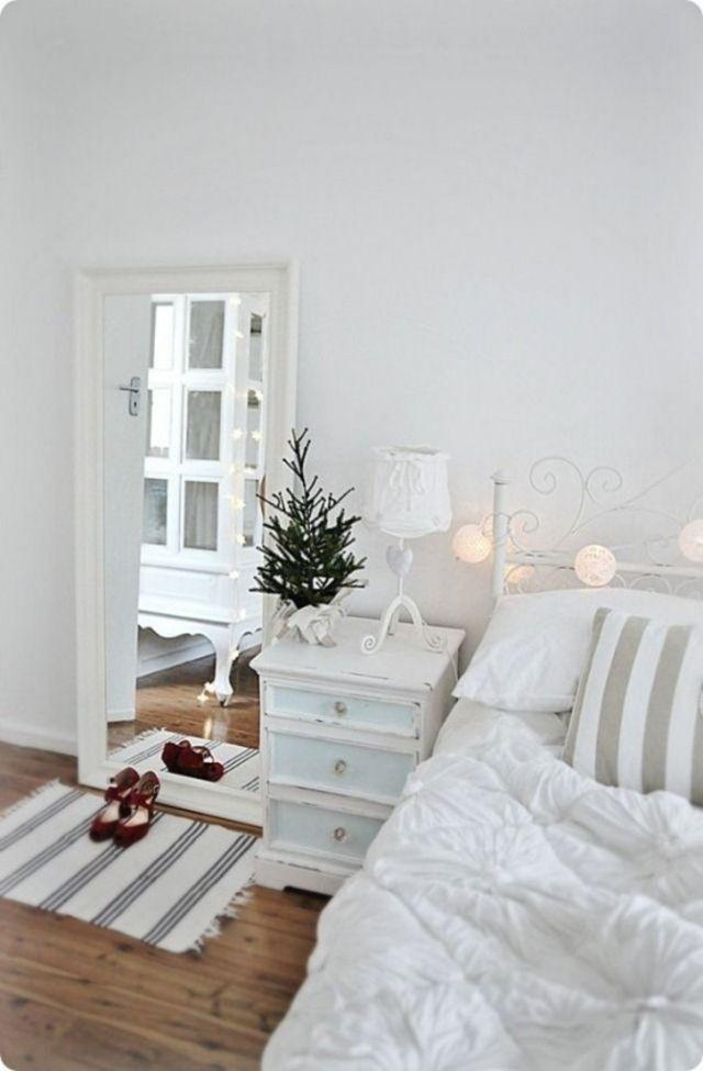 7 tipov na vianočnú výzdobu do spálne 7