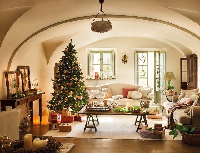 Prvé Vianoce v čerstvo zrenovovanej vidieckej usadlosti 1