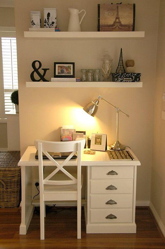 Vytvorte si doma príjemné a kreatívne miesto na prácu 5