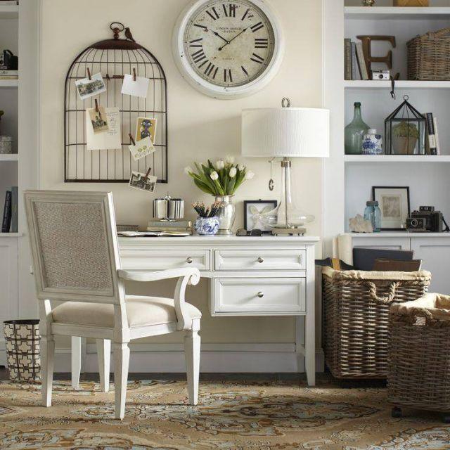 Vytvorte si doma príjemné a kreatívne miesto na prácu