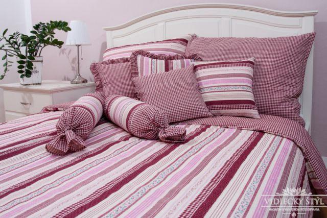 Krása a šarm vidieckej posteľnej bielizne 1