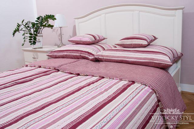 Krása a šarm vidieckej posteľnej bielizne 3