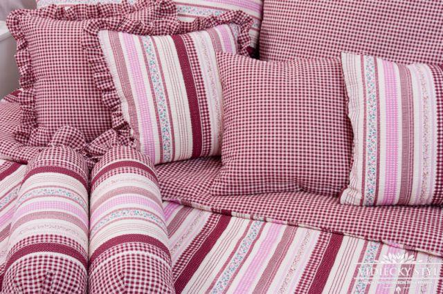 Krása a šarm vidieckej posteľnej bielizne 4