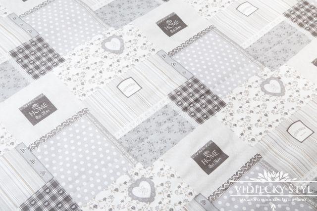Posteľná bielizeň inšpirovaná 50 odtieňmi sivej 3