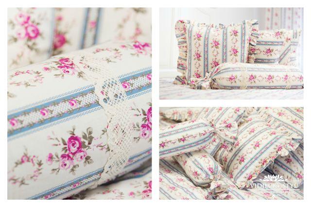 Kvalitná posteľná bielizeň vo vidieckom štýle