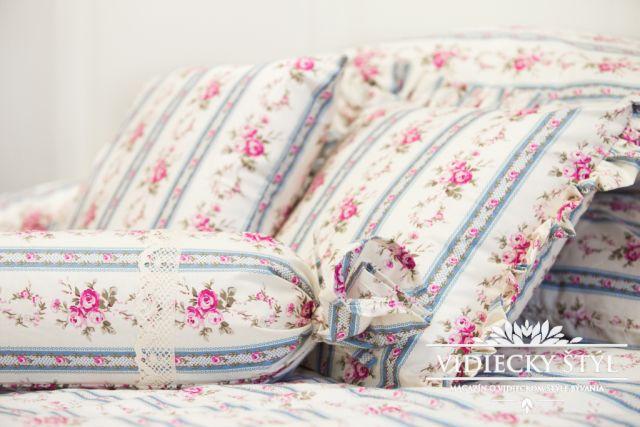 Kvalitná posteľná bielizeň vo vidieckom štýle 2