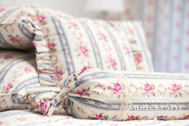 Kvalitná posteľná bielizeň vo vidieckom štýle 4
