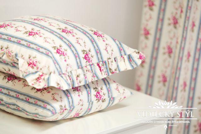 Kvalitná posteľná bielizeň vo vidieckom štýle 5