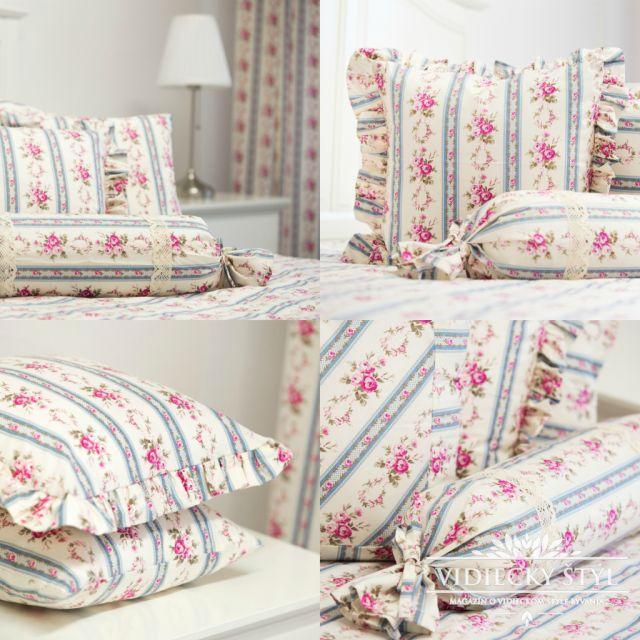Kvalitná posteľná bielizeň vo vidieckom štýle 6